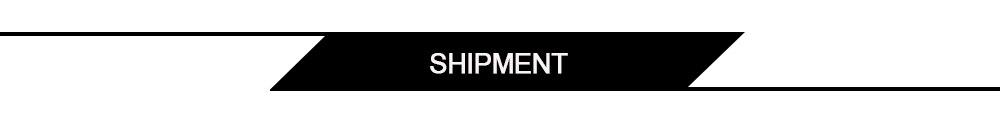 SHIPMENT