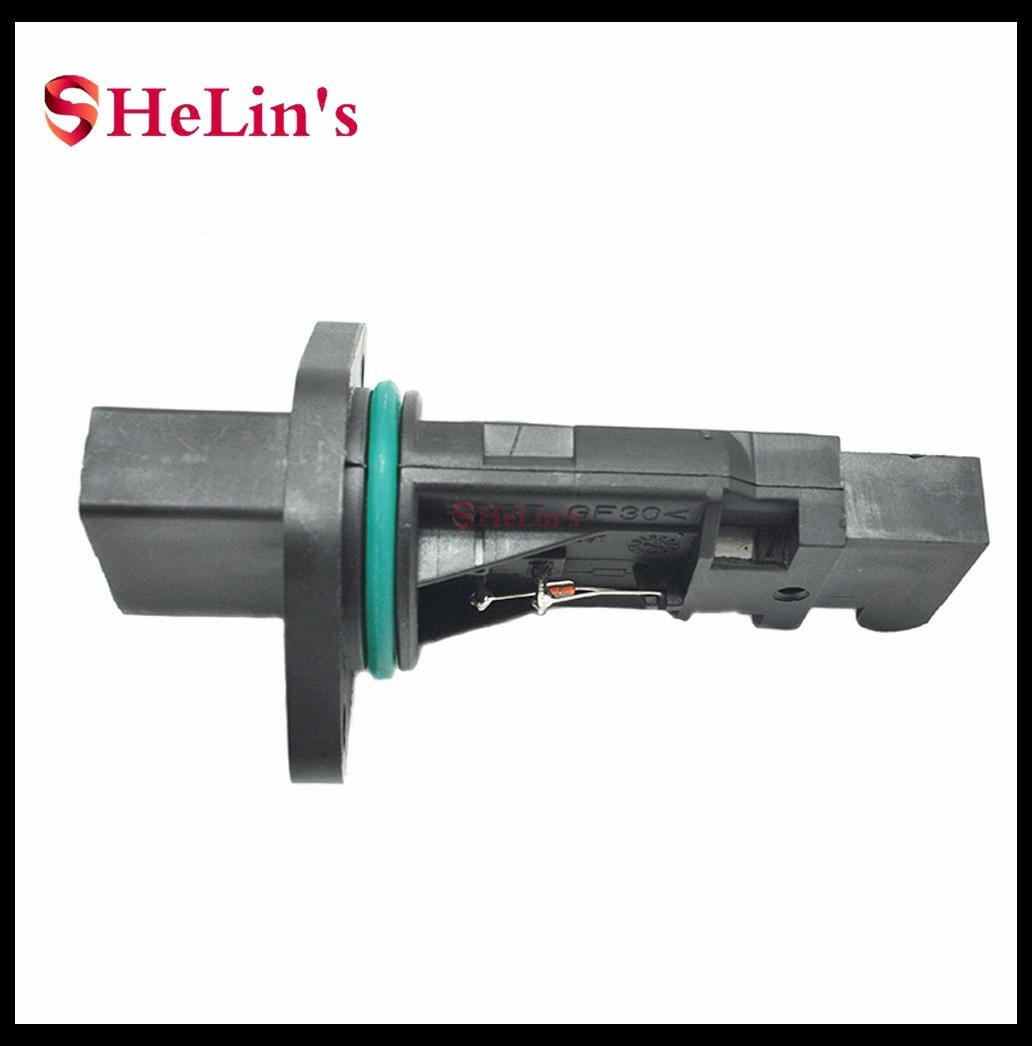 For Audi A3 Volkswagen Eos Mass Air Flow Sensor OEM HITACHI 06J 906 461 B
