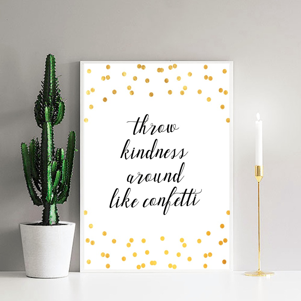 Motivational Quotes Pineapple Minimalist Nordic Poster Wall Art Canvas Painting Modern Picture Print Office living Home Decorat
