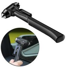 Car Guard Hammer Seatbelt Cutter Window Breaker 2 In 1 Emergency Escape Tool CB030
