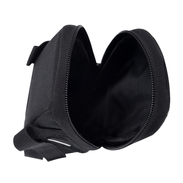 Cycling Bike Bicycle Strap-On Rear Back Tail Saddle Bag Seat Bag Wedge Pack Wight Light