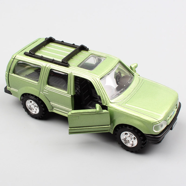 Scale Mini Ford Explorer Pull Back Diecast Metal Auto Cars - Autocars