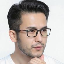 Urltralight ULTEM Vintage Square Glasses Frame Men Myopia Prescription Eyeglasses Man Clear Optical Spectacles Frames Eyewear