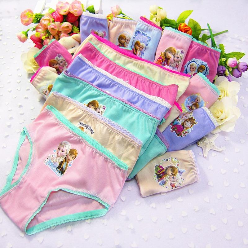 6pcs /lot 2018 new girl briefs kids girls underwear children underwear girls pant children's pants   tnn0003 1