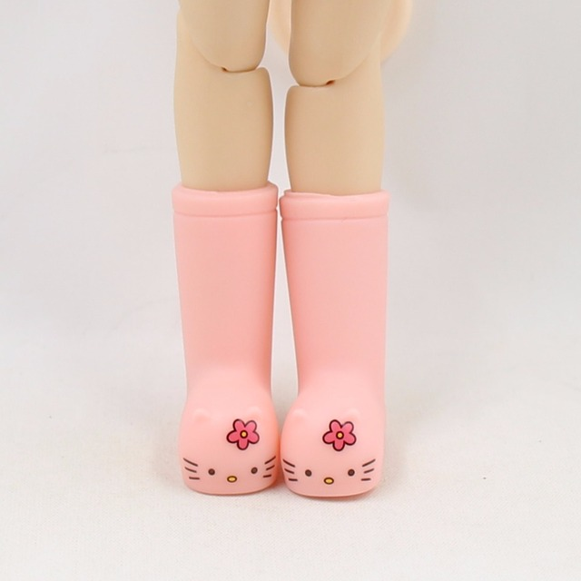 Neo Blythe Doll Animal Boots