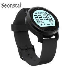 Neue F68 Bluetooth Smart Uhr Sport Armbanduhr Smartwatch Pulsmesser für Apple Huawei Xiaomi Android 4.3 IOS 8 Telefon
