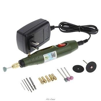 110-220V Mini Elektrische Schleifen Fräsen Polieren Bohren Schneiden Gravur Power Tools