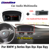 Liandlee Android For BMW 3 Series E90 E91 E92 E93 2003~2010 Stereo Radio TV Carplay Camera BT AUX GPS Navi Navigation Multimedia