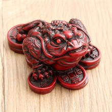 Small Three Legged Frog For Money And Fortune – Money Toad