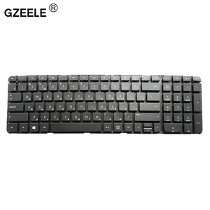 Image 2 - Russian laptop Keyboard for HP Pavilion DV7 7000 DV7 7100 dv7t 7000 dv7 7200 dv7 7001EM RU NSK CJ0UW without frame 670323 251