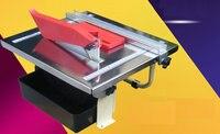 AC220V 600W JWTS 180II Multifunctional desktop tiles / Stone / wood cutting machine Household desktop saws