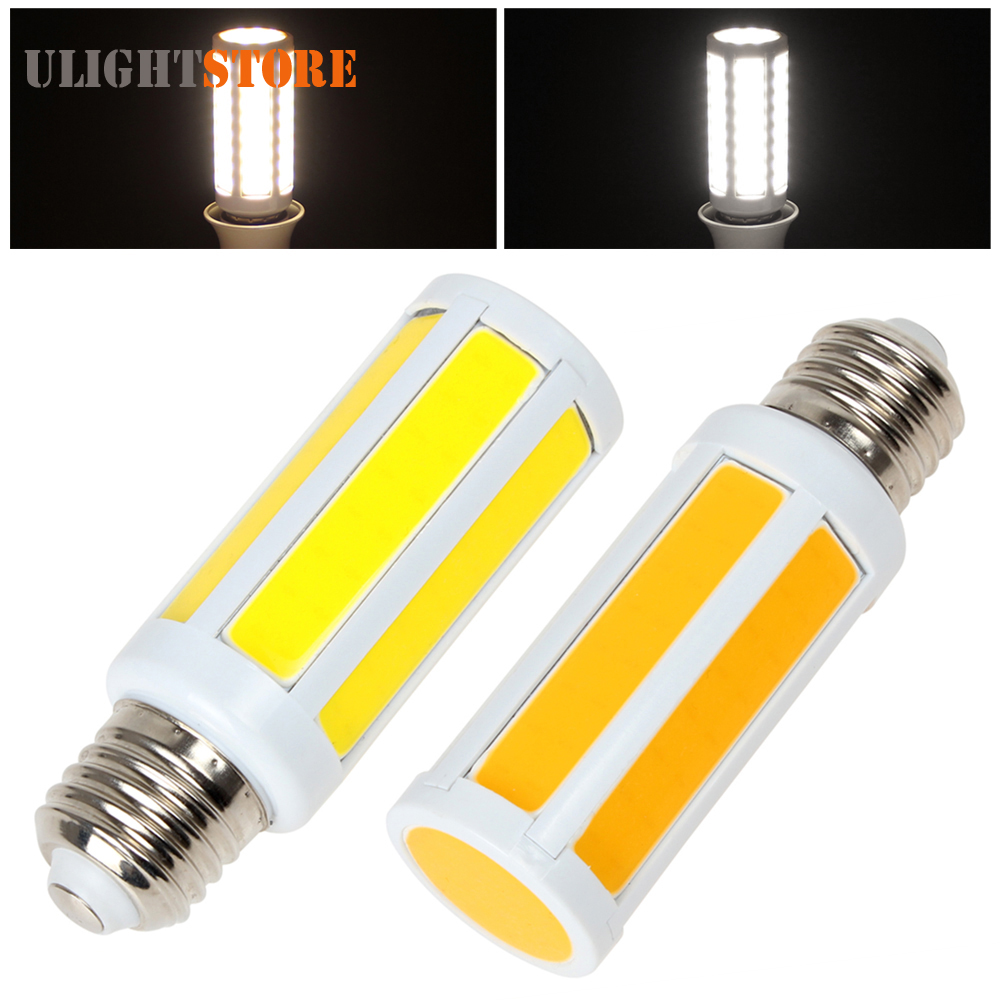 Ultra Bright E27 12W Cob LED Corn Bulb Energy Saving White / Warm White Light LED Lamp 360 Degree Angle lole капри lsw1349 lively capris xl blue corn