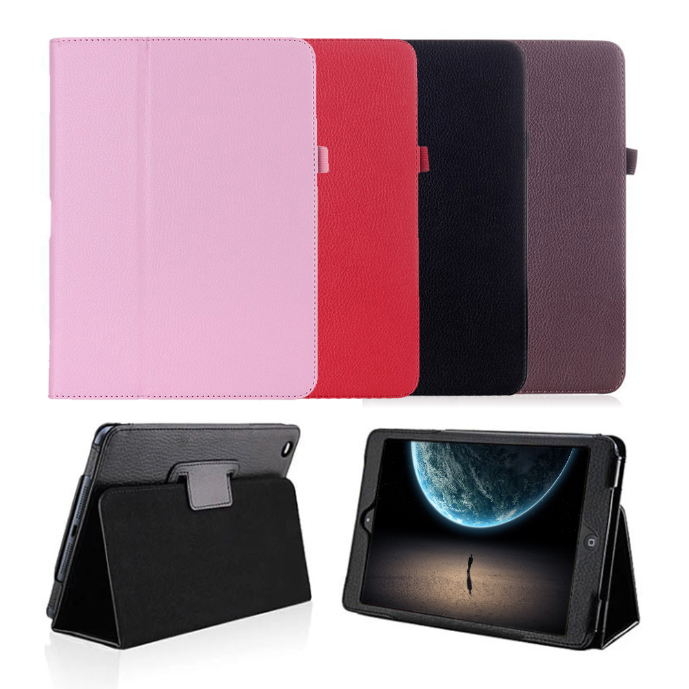 Realistic Fashion Ultra Slim Flip Smart Silk Texture Back Cover Case For Apple Pad 2 3 4 5 6 Air 1 2 Mini 2 3 4 With Sleep Stand Function Phone Bags & Cases Phone Pouch