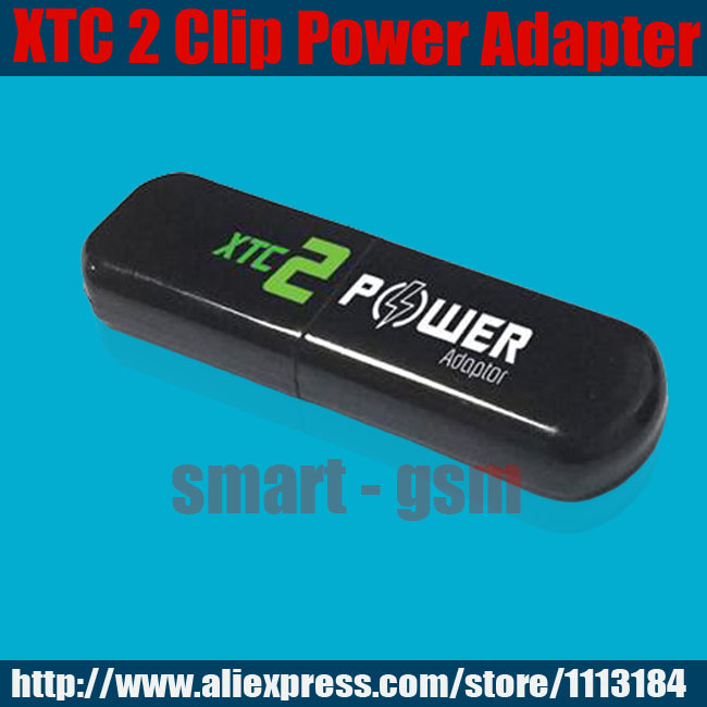 XTC 2 Clip Power Adapter work with Xtc 2 Clip Box For Htc