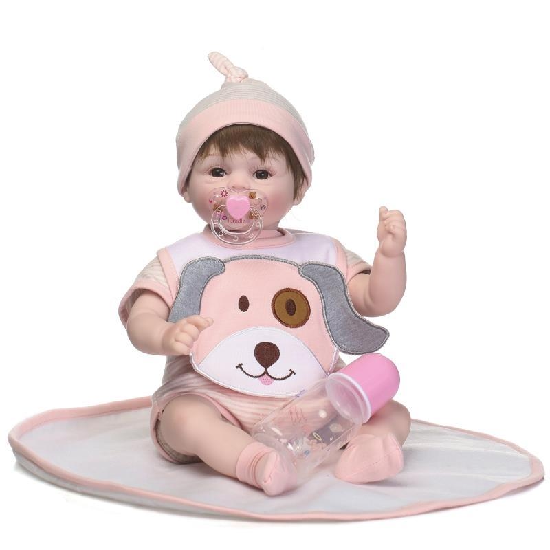 Renew 40cm Cheap Bebe Reborn Silicone Vinyl Realistic Reborn Doll Handmade Baby Doll Alive Children Bonecas Bjd Doll Reborn renew косметика купить