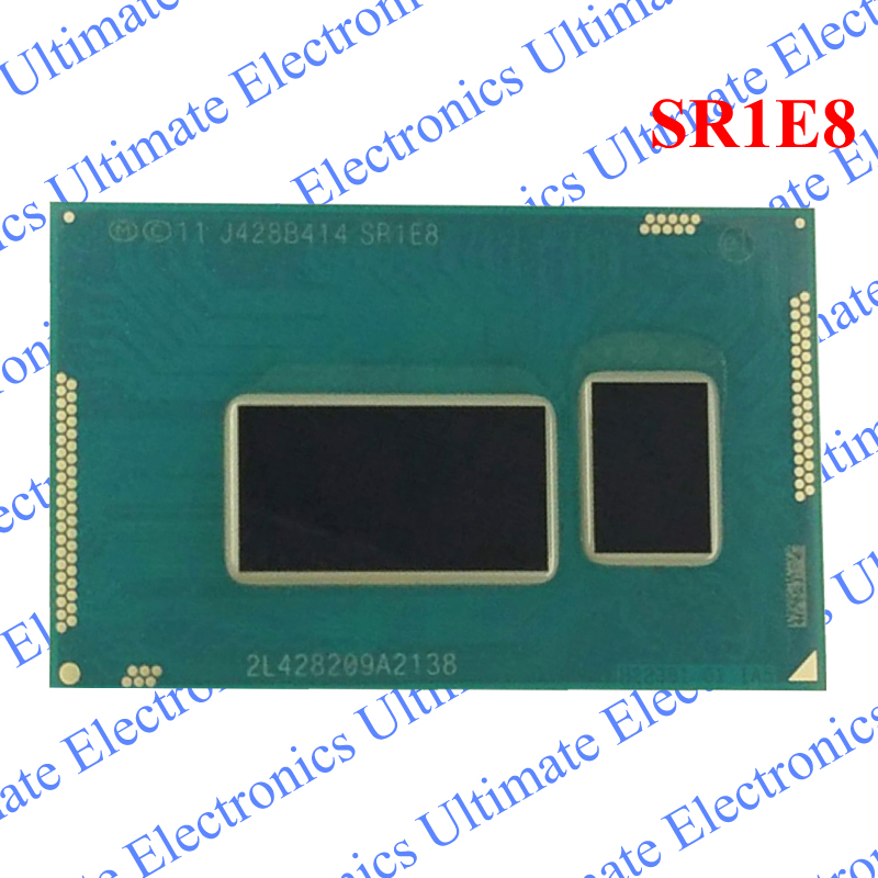 ELECYINGFO Refurbished SR1E8 3558U BGA chip tested 100% work and good qualityELECYINGFO Refurbished SR1E8 3558U BGA chip tested 100% work and good quality