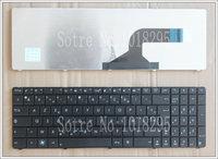 NEUE Französisch laptop Tastatur für Asus K53SV K53E K53SC K53SD K53SJ K53SK K53SM FR Schwarz