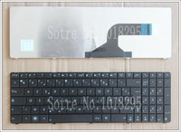 NOVO Teclado do portátil Francês para Asus K53SV K53E K53SC K53SD K53SJ K53SK K53SM FR Preto|keyboard for asus|laptop keyboard for asus|laptop keyboard -