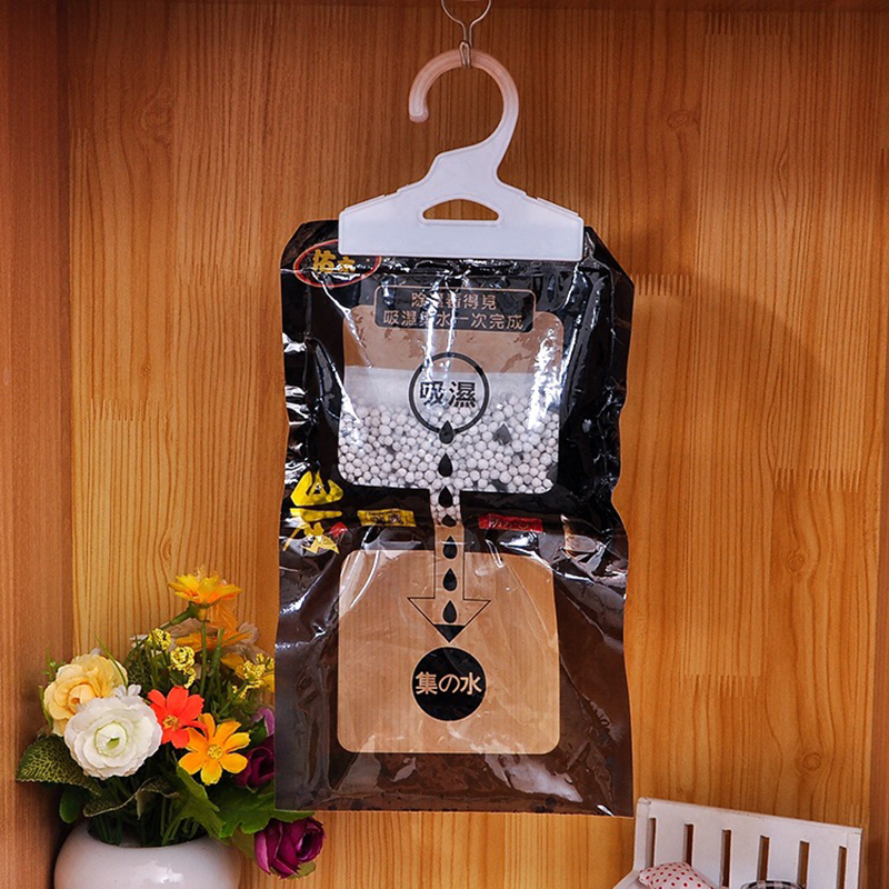 YFGXBHMX Hanging Drying Clothes Moisture Mold Desiccant Dehumidification Home Wardrobe Moisture Absorption Dehumidifier Dry Bag