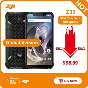 ZJI Z33 IP68 Waterproof Phone