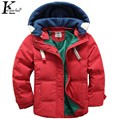 High Quality 2017 Children Winter Coats Boys Jacket Baby Boy Clothes Outwear Costume For kids Casual Girls Jackets Boys Clothing