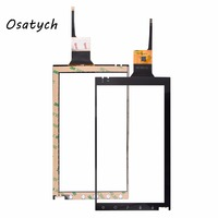 175 97mm Resistive Touch Screen 7 Inch For YDT1366 AO Panel Digitizer Original Car Navigation GPS