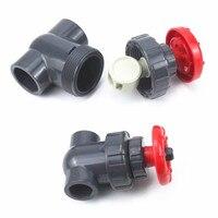 UPVC plastic gate valve flow control valve precision control valve hand wheel switch valve