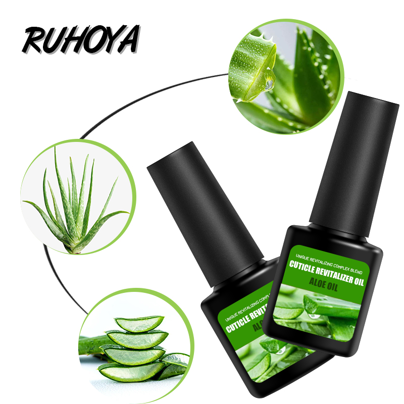 Ruhoya New Nail Nutrition Oil 13 Fruity Flavors Repairing High Quality Nails Treatment Nail Moisturizing Nutrition Nail Care image