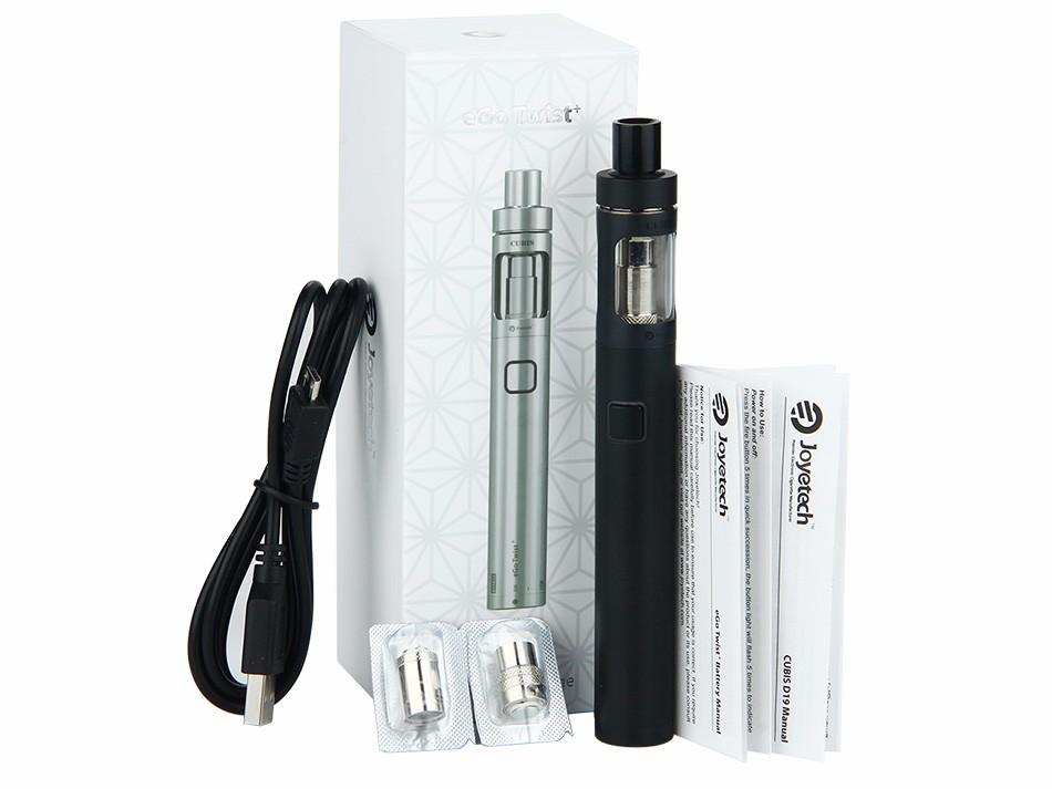 Joyetech eGo Twist+ Kit with CUBIS D19 Atomizer - 1500mAh2