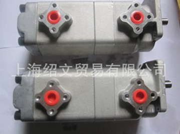 HYDROMAX Taiwan Xinhong Double Gear Pump KUOYEN HGP-22A-Series