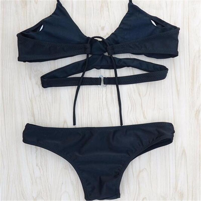 ac4d88ae6364 € 12.37 20% de DESCUENTO Nuevo traje de baño femenino banda sexy mujer  traje de baño bikini Comercio exterior agente provocador venta rápida ...