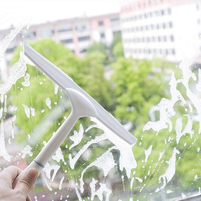 1 pc 매직 스프레이 타입 청소 브러시 다기능 마그네틱 플라스틱 유리 클리너 창 브러시 세척 자동차 스크래치 창 와이퍼