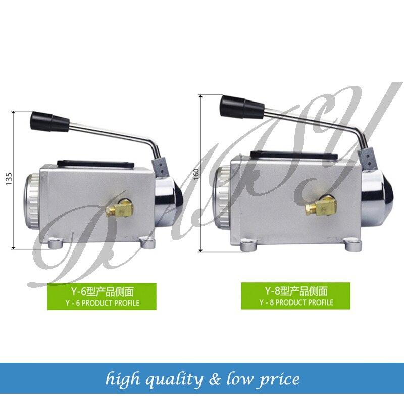 Pompe de lubrification manuelle machine pompe à huile pompe manuelle