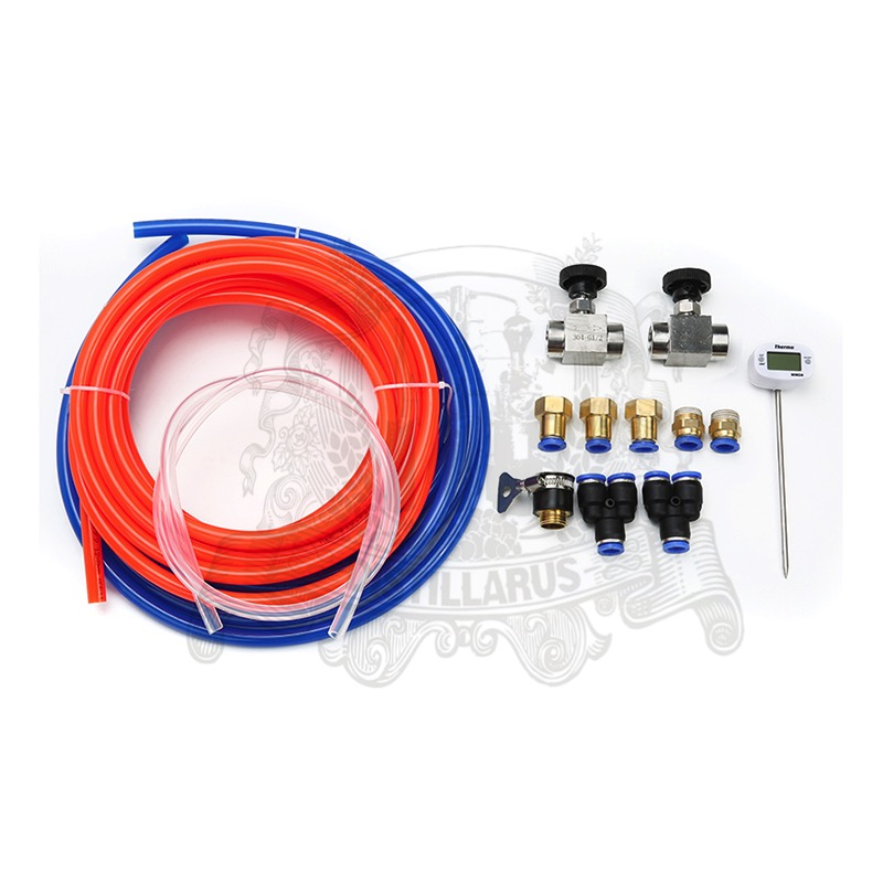 Kit for water cooling system Set 3Kit for water cooling system Set 3