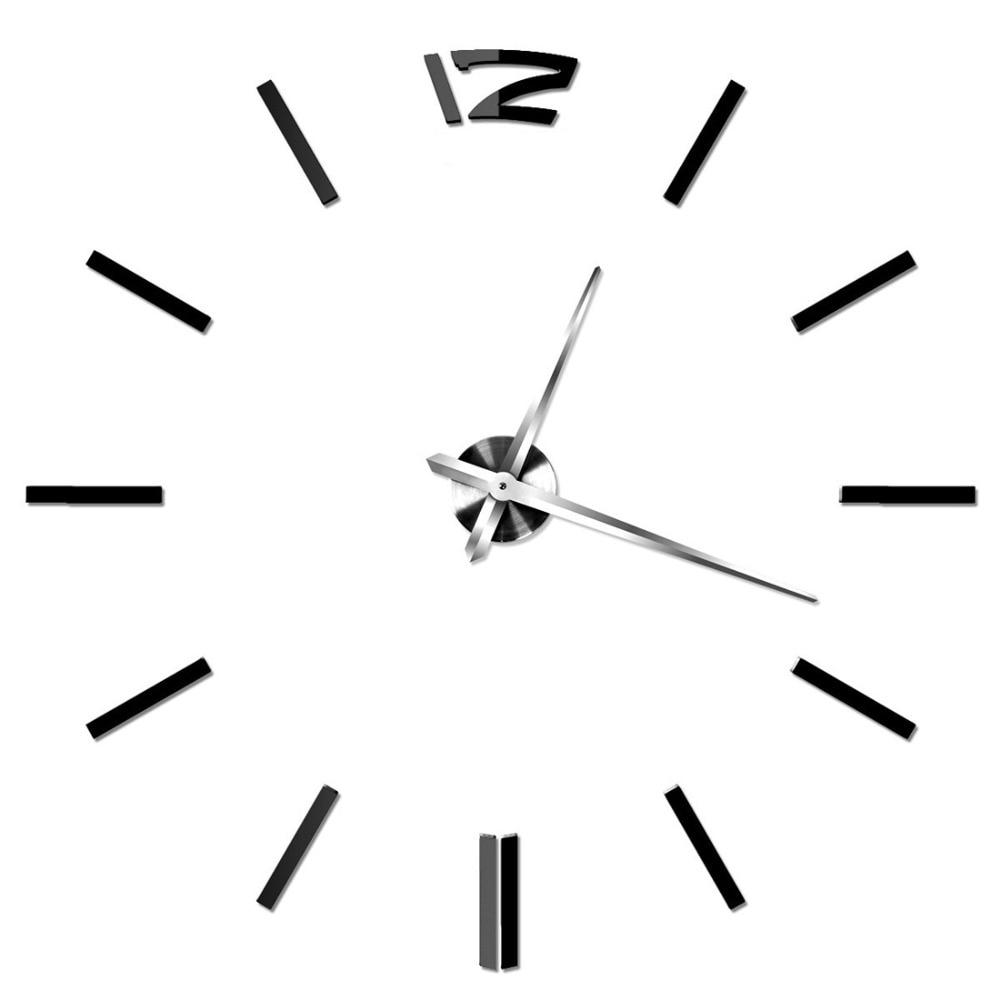 orologi da parete di grandi dimensioni-acquista a poco prezzo ... - Soggiorno Moderno Fai Da Te