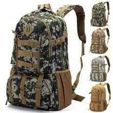 2018 Горячий Дизайн Человек Дорожная сумка мода рюкзак 50L водонепроницаемый мешок oxford