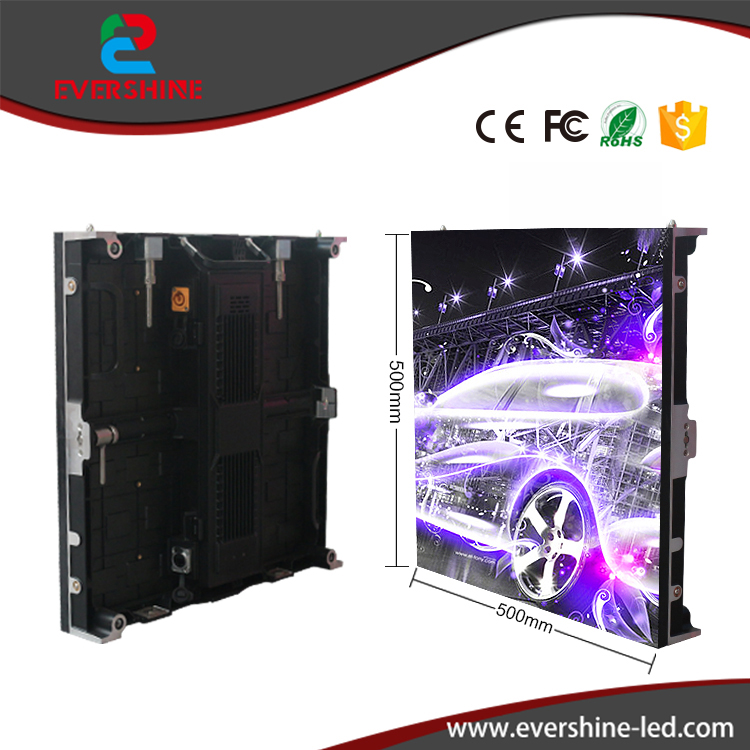 5.95mm Outdoor High Refresh Rate Advertising led Display Screen Energy saving Billboard sign P5.95 Rental display screen buy monitor refresh rate