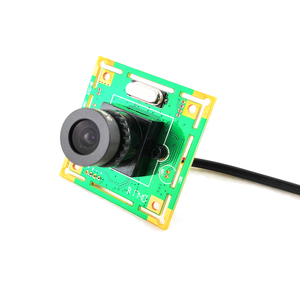 Image 2 - RDEAGLE 700TVL CMOS Color Analog Camera Mini CCTV Security Camera PCB Camera Module with 3.6MM Lens