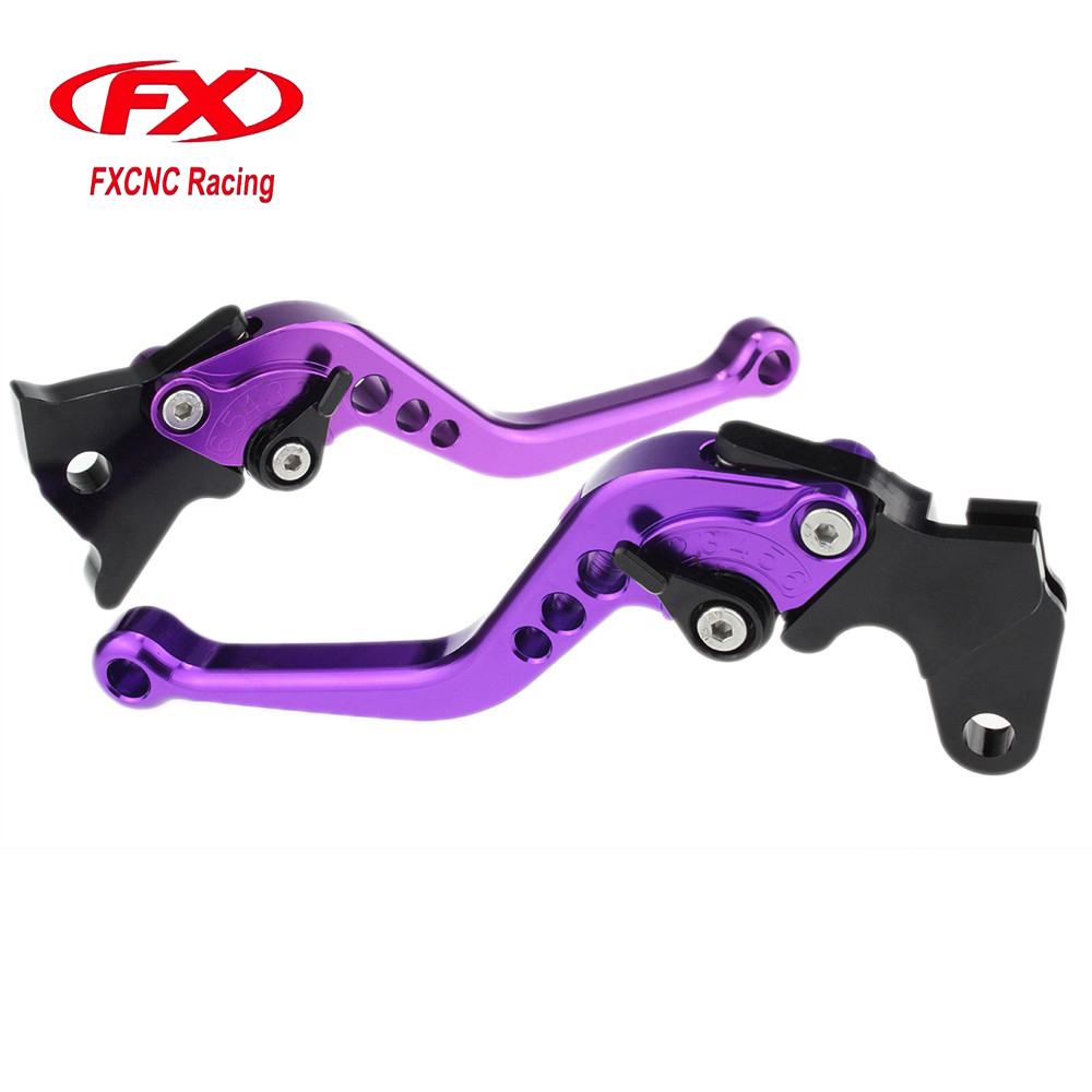 FXCNC CNC Motorcycle Adjustable Brake Clutch Levers For Yamaha XJ 900 S DIVERSION 1995-2003 2001 2002 2003 Moto Accessories  fxcnc aluminum adjustable motorcycles brake clutch levers for yamaha fzr600 1989 2003 2000 2001 2002 moto brake clutch lever