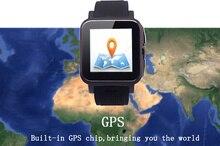 บลูทูธโทรศัพท์นาฬิกาสมาร์ทandroid4.0z15built- ingpstrackerกับกล้อง5mp