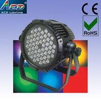 wholesale high power high quality 54*3w rgbw 4 color outdoor waterproof led par stage professional par cans
