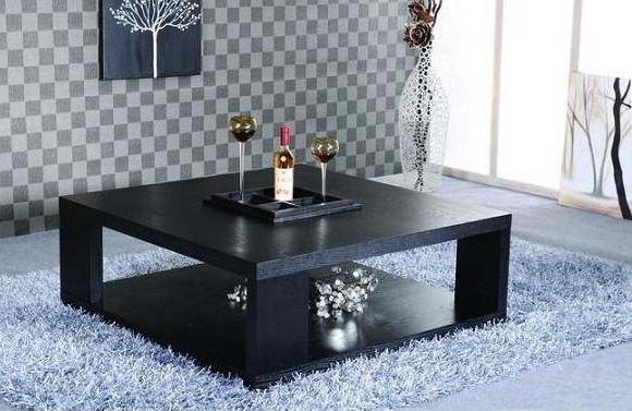Square Coffee Table Anese Style Tea Sofa Side A Few Simple Can Be Customized Teasideend