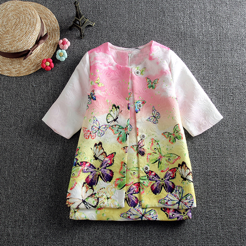 W.L.MONSOON Kids Clothes Children Clothing Girls Sets