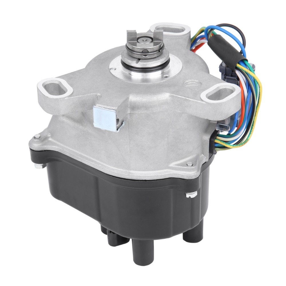 Shipping From Us Ignition Distributor For Honda Accord 92 95 1992 Prelude Coil 22l External Td 52u Td59u In Distributors Parts Automobiles