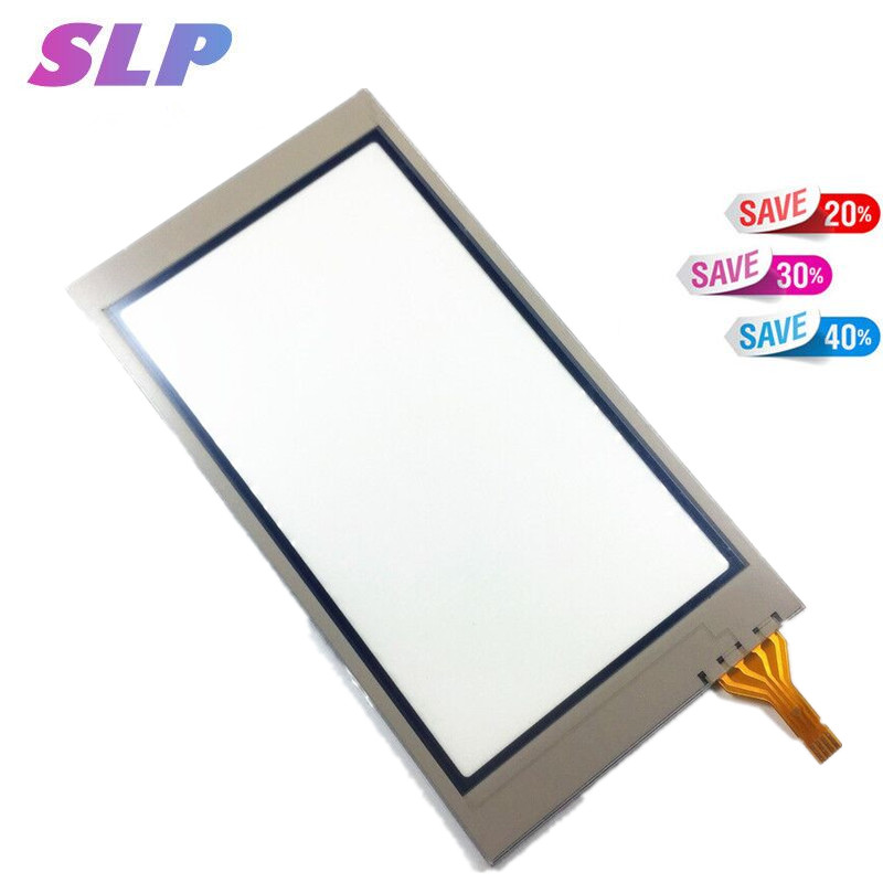 """Qualified Skylarpu 10pcs/lot New 4.0"""" Inch Touch Panel For Garmin Montana 600 650 Touch Screen Digitizer Glass Sensors Panel Replacement"""