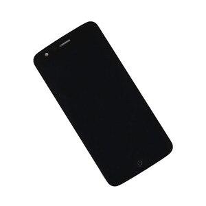 """Image 2 - 5,0 """"для ZTE Blade V8 Lite ЖК дисплей сенсорный экран дигитайзер стекло сборка Замена для ZTE Blade V8 Lite ЖК комплект для ремонта"""