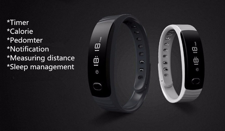H8 bracelet functions