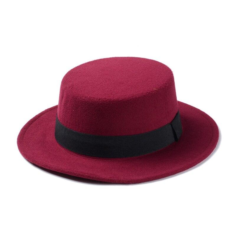 YUXUJ Fashion Sun Hat Straw Hat Ladies Men Summer Sweet Retro Wide-Brimmed Fashion Hat