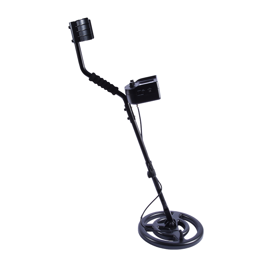 AR924+ Metal Detector, Underground Metal Detector With 1.5 Meters Detection Depth, Ground Balance/Discrimination Detection Mode