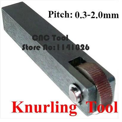 Single Knurl Tool